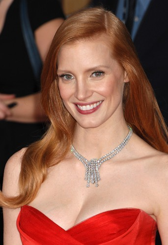 L'actrice la plus sexy : Jessica Chastain