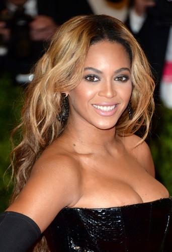 La chanteuse la plus sexy : Beyoncé