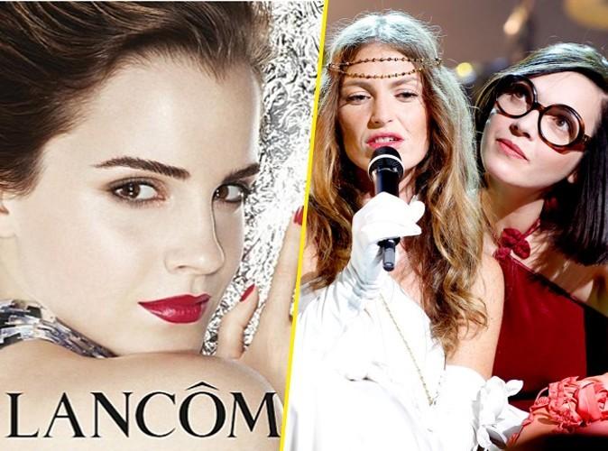 Emma Watson et Brigitte pour la nouvelle publicité Lancôme