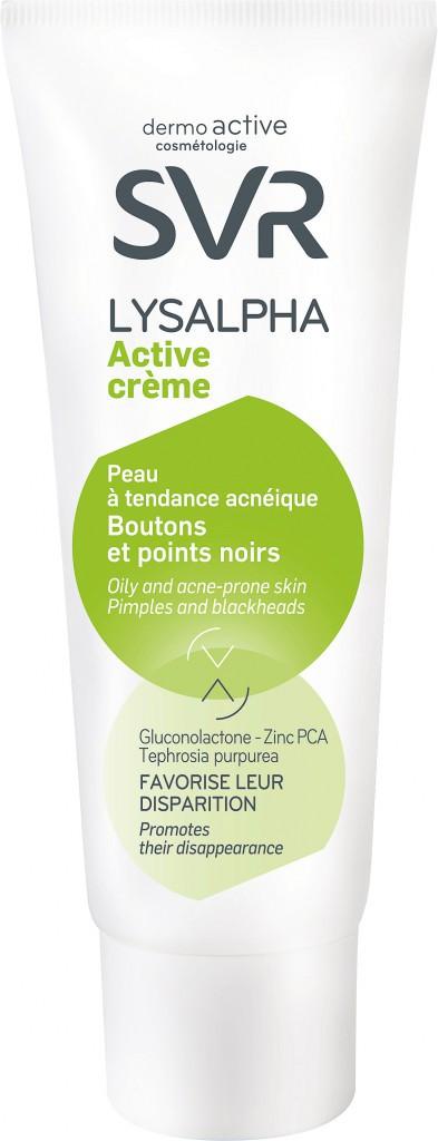 Crème Active Lysalpha, SVR 14€