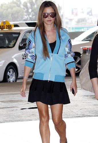 Même pour les stars comme Cheryl Cole, le sport est une question de volonté !