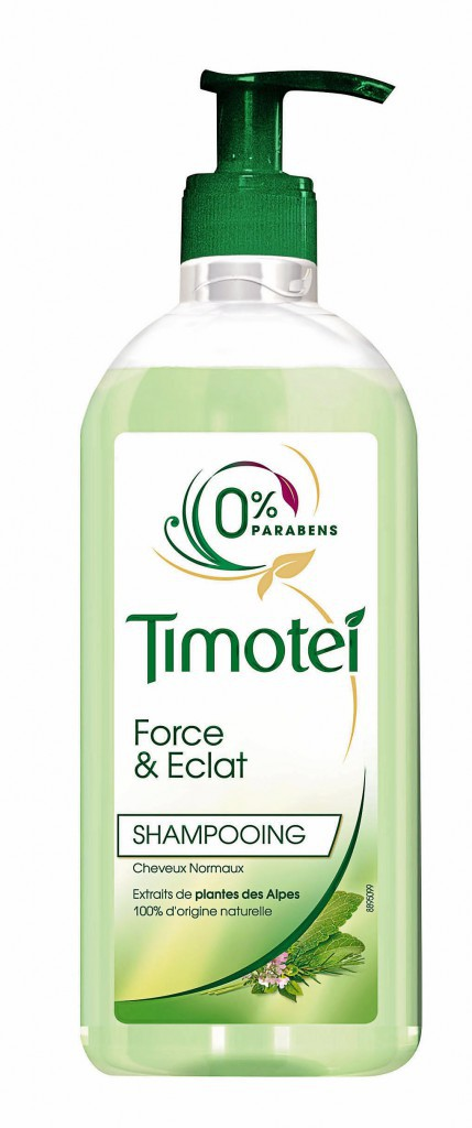 Shampooing Force & Éclat, Timotei 6,01 €