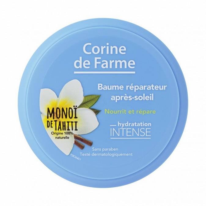 Baume réparateur après-soleil, Corine de Farme 4,60€