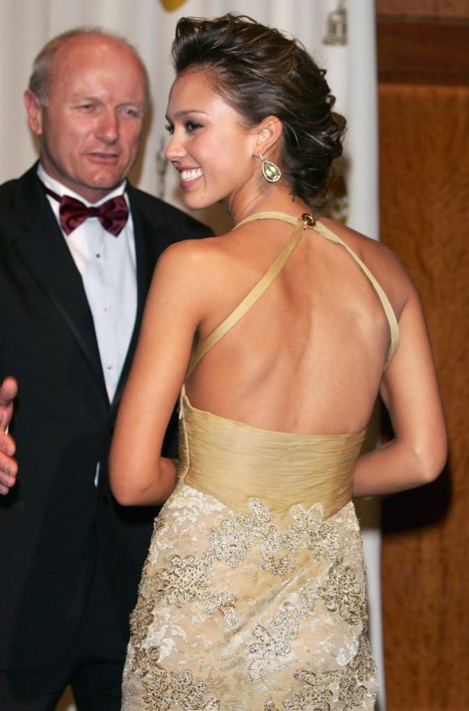 Le fameux chignon de la 78ème cérémonie des Oscars en 2006