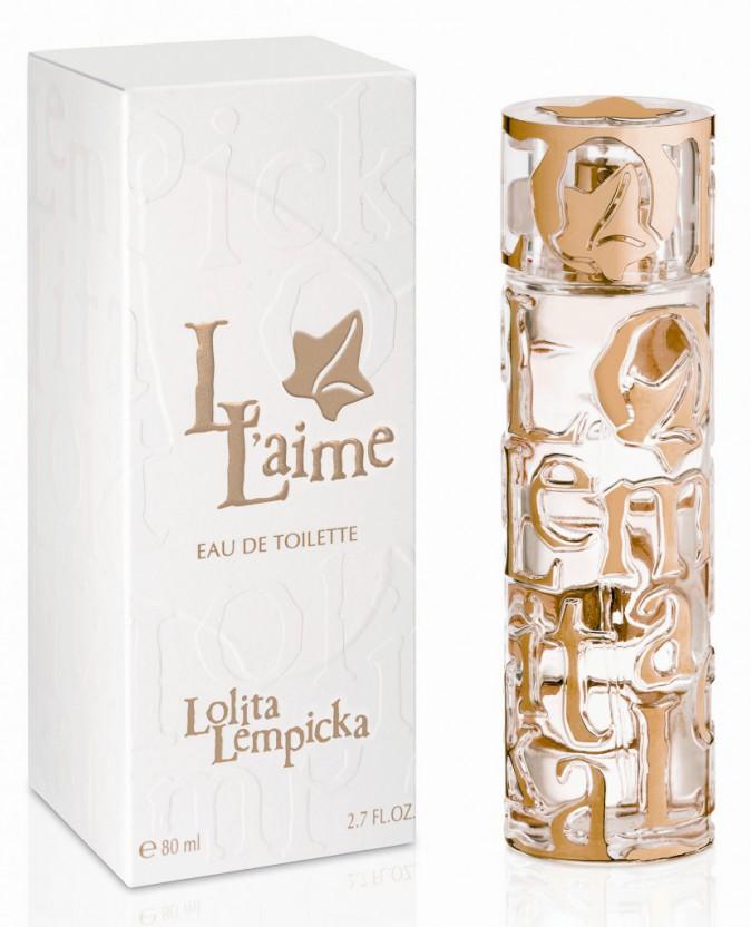 Eau de toilette Elle L'aime, Lolita Lempicka 54 €