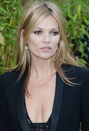 Kate Moss, addict au maquillage !