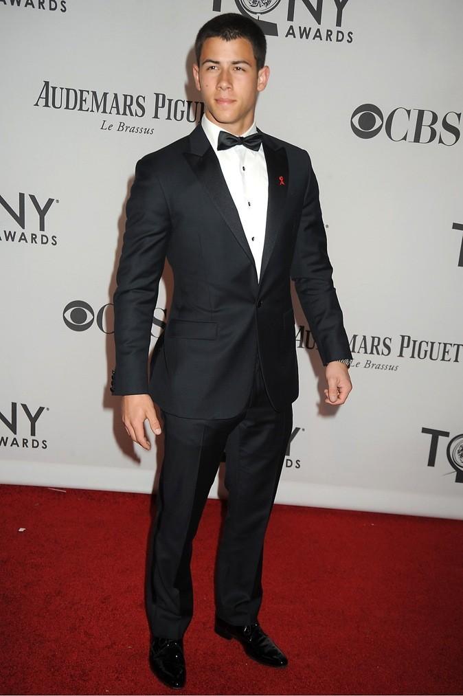 Nick Jonas en juin 2012