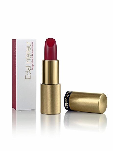 Rouge à lèvres Éclat Intérieur en édition limitée, Dr. Hauschka. 19,50 €.
