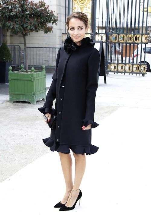 Nicole Richie le 5 mars 2013