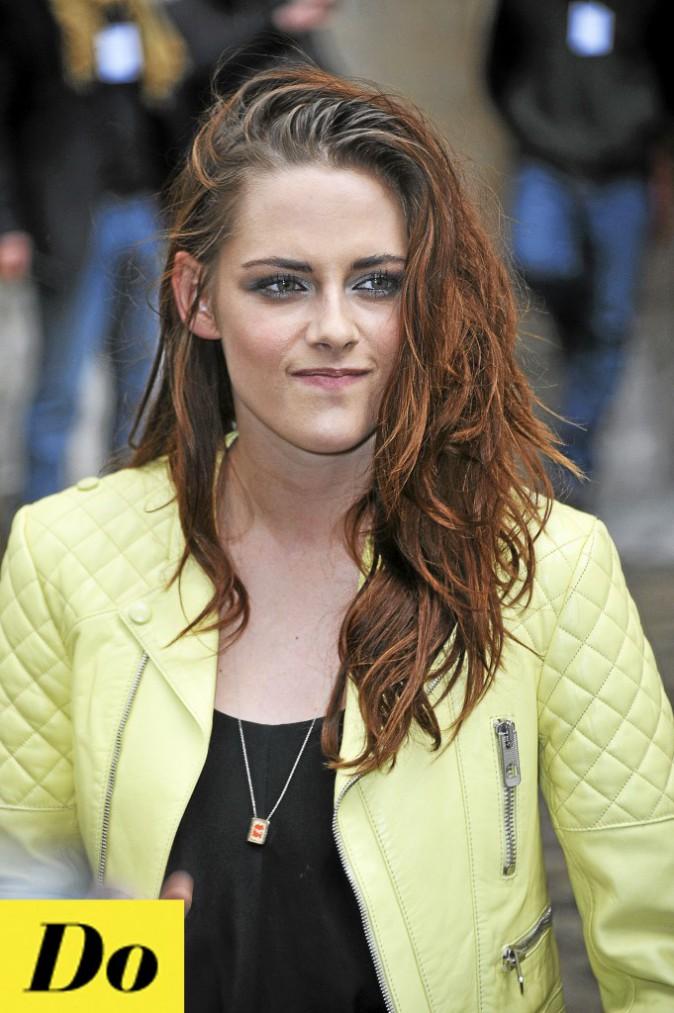 Kristen Stewart : La comédienne s'est engouffrée dans la tendance...