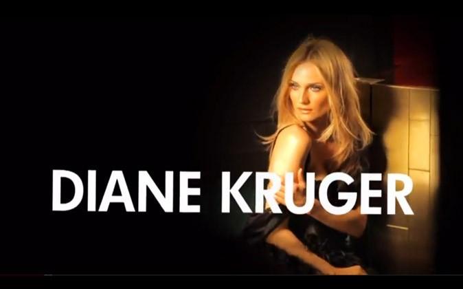 Les coulisses du shooting de Diane Kruger pour L'Oréal !