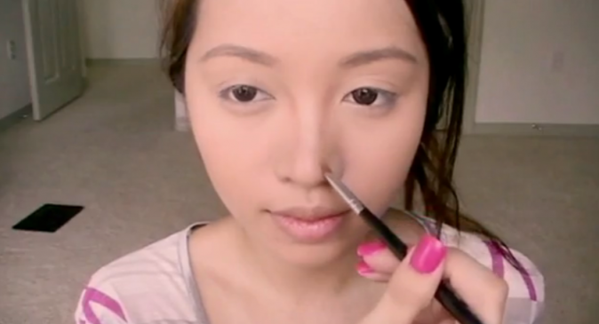 Tutoriel maquillage Barbie