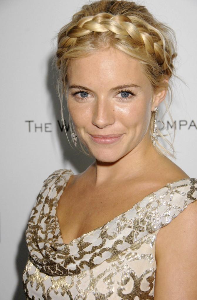 L'actrice britannique resplendit !