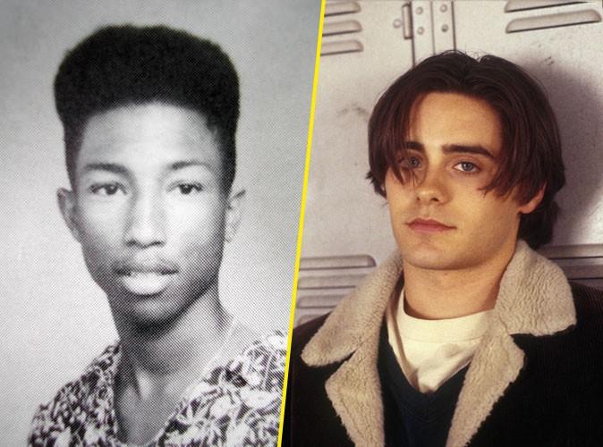 Le temps n'a aucun effet sur Pharrell Williams et Jared Leto. Lequel des deux vieillit le mieux ? Battle !