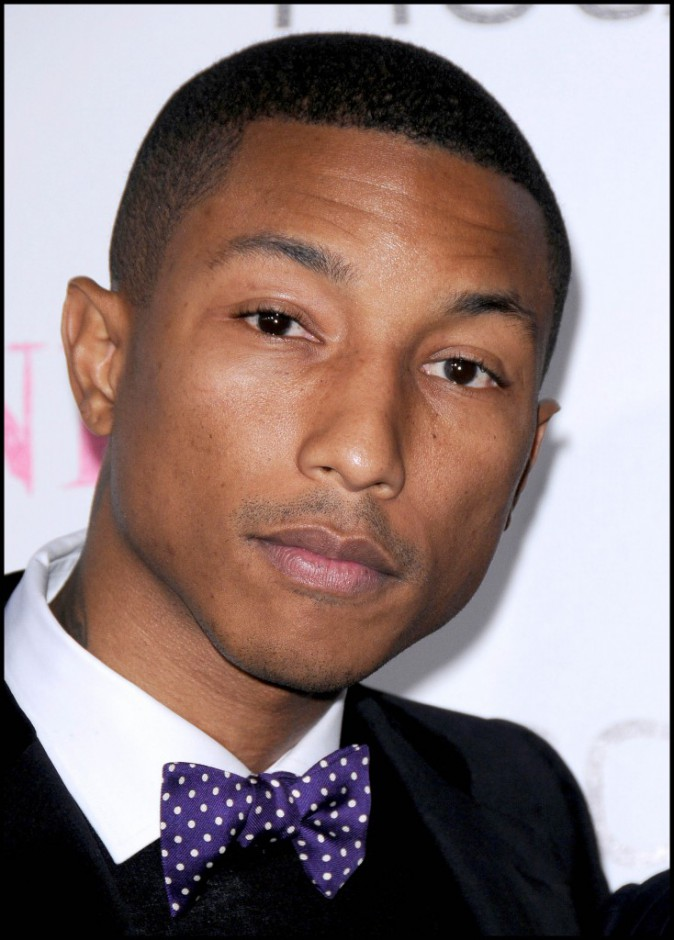 Pharrell Williams au Moca New Gala, le 14 novembre 2009.