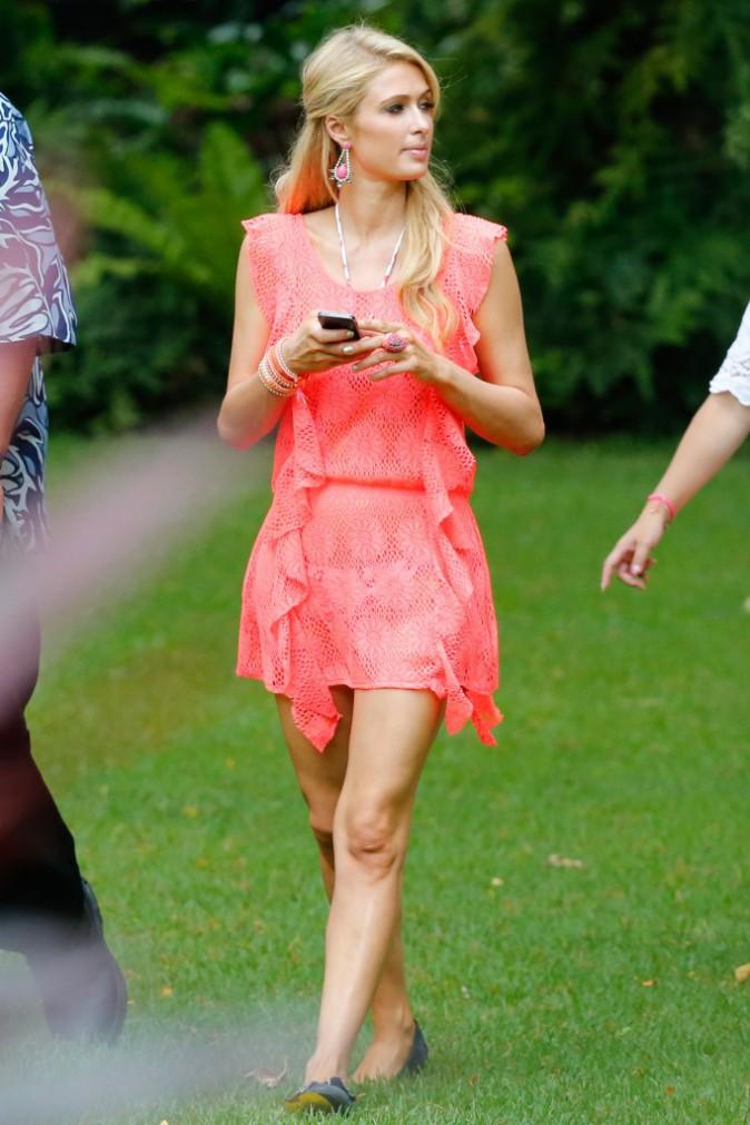 """Elles sont canons sans """"thigh gap""""  : Paris Hilton"""