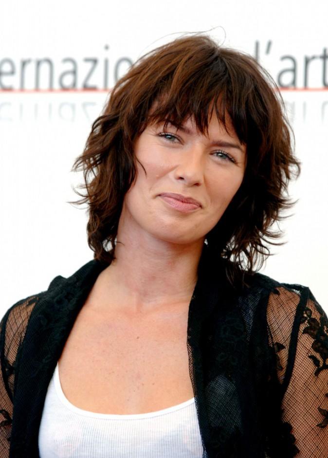 Lena Headey en 2005