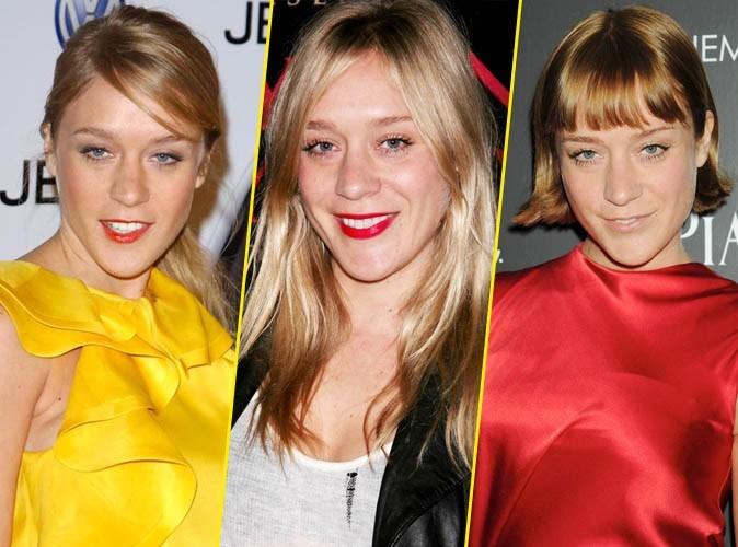 Les différentes coupes de cheveux de Chloë Sevigny !