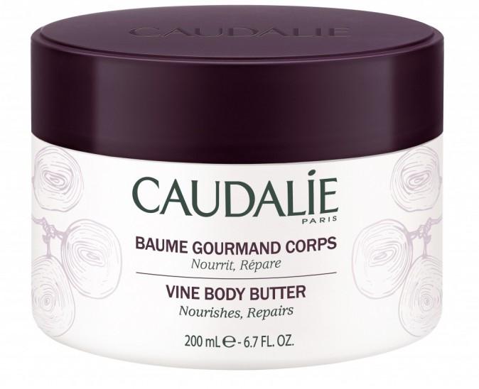 5. Je soigne ma peau de croco : Baume gourmand corps, Caudalie, 18 €