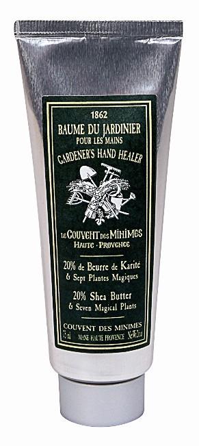 9. Je me prends en main : Baume du jardinier pour les mains, Le Couvent des Minimes chez Marionnaud, 13,90 €
