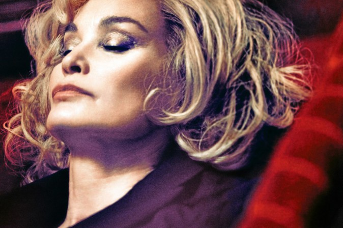 Jessica Lange x Marc Jacobs Beauty