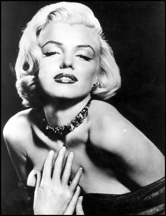 MAC s'inspire de Marilyn Monroe pour sa nouvelle gamme de maquillage !
