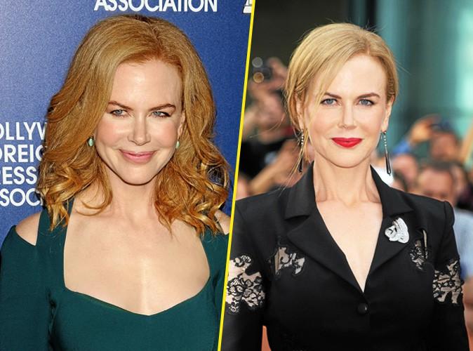 Nicole Kidman : en sevrage de Botox. Moins, c'est mieux !