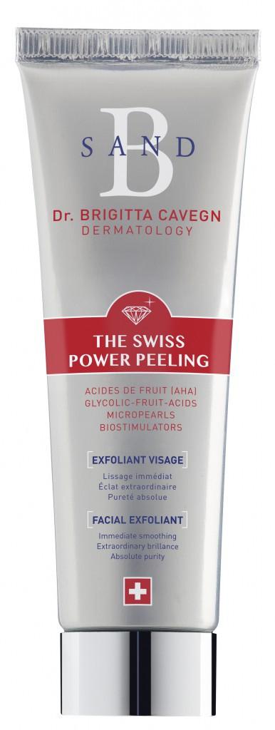 Exfoliant The Swiss Power Feeling de B Sand 39,90€