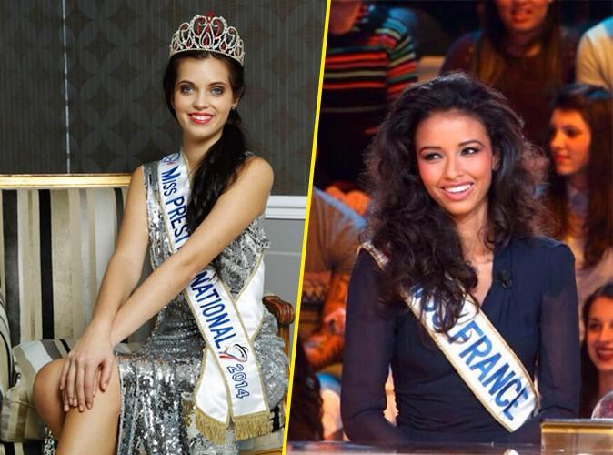 Beauté : Miss France VS Miss Prestige National : entre Flora Coquerel et Marie-Laure Cornu qui est la plus belle ?
