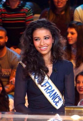 Miss France 2014 alias Flora Coquerel est-elle la plus belle ?