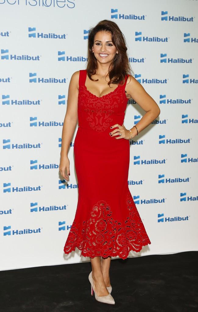 Beauté : Monica Cruz : de retour en égérie incendiaire à la soirée Halibut !