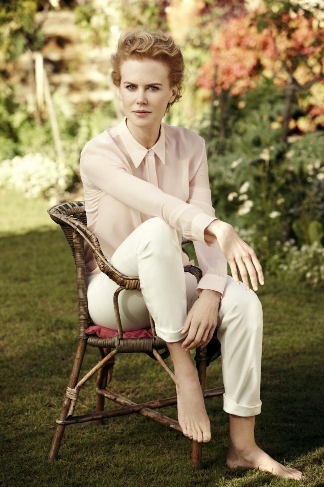Nicole Kidman pour les vitamines Swisse !