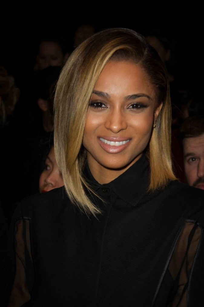 Ciara Fashion Week Givenchy, Paris mars 2013