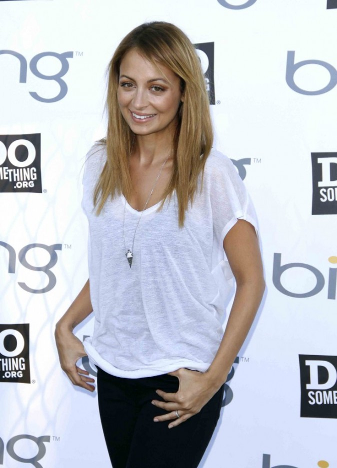 Nicole Richie au Bing Summer à New York, juillet 2012