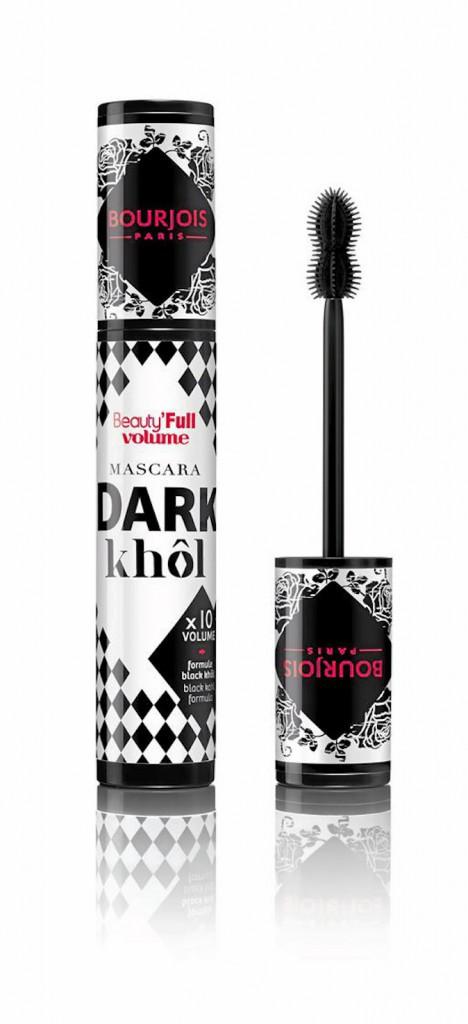 Mascara noir, Dark khôl, Bourjois 10,95 €