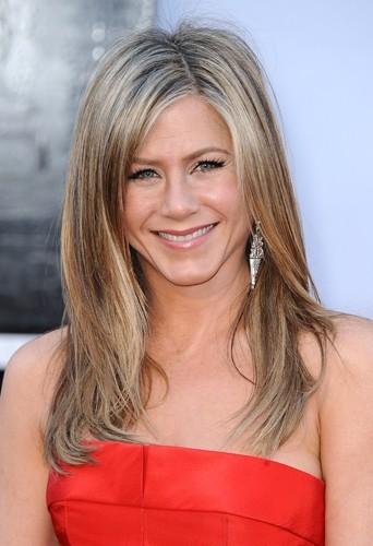 Jennifer Aniston lors de la 85th cérémonie des Oscars le 24 février 2013 à Los Angeles