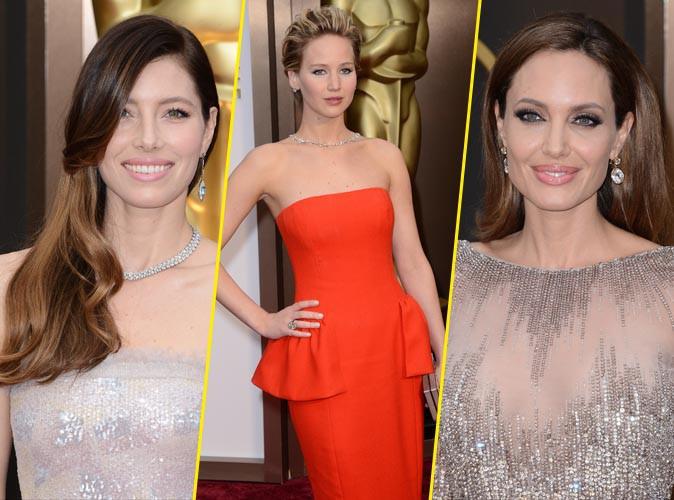 Focus sur les plus belles coiffures des Oscars 2014 !