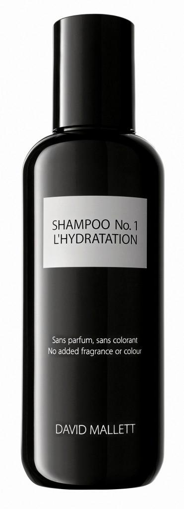 Shampoing hydratant, David Mallett 35 €