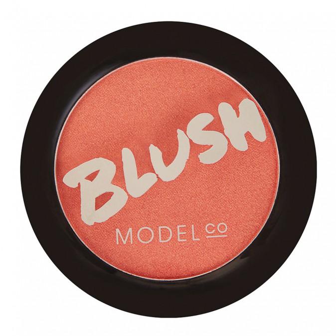 Teint de pêche Blush Peach Bellini, Model Co, disponible sur birchbox.fr 16 €