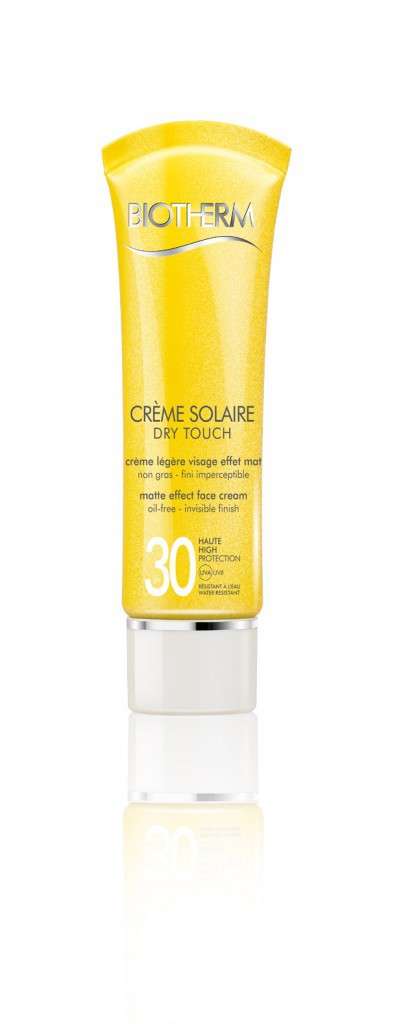 Crème solaire Dry Touch, SPF 30, Biotherm 25,70 €