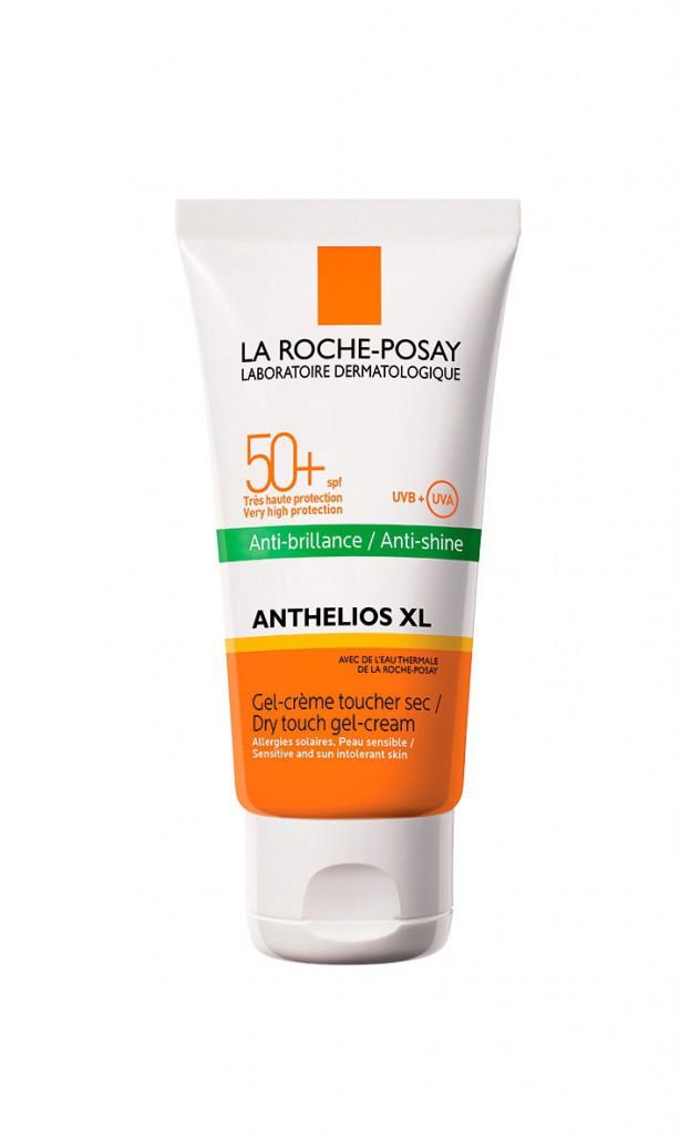Gel crème toucher sec, SPF 50+, Anthelios XL La Roche-Posay 12 €