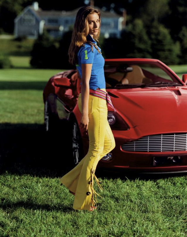 Campagne Live Life In Colour by Ralph Lauren