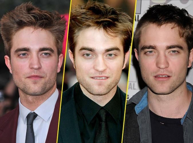 Retour sur les coupes de cheveux de Robert Pattinson !