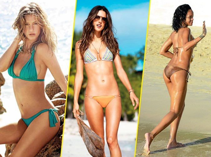 Beauté : Rihanna, Alessandra Ambrosio... : pour un corps de star, je tente la chirurgie !