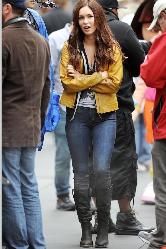 Megan Fox : 55 kg pour 1m63 !