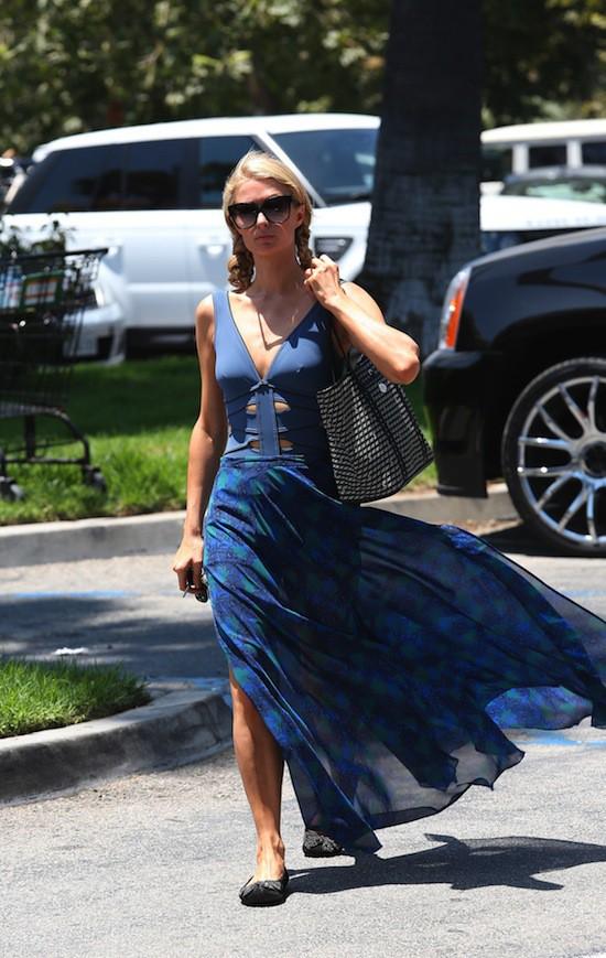 Paris Hilton : 55 kg pour 1m73 !