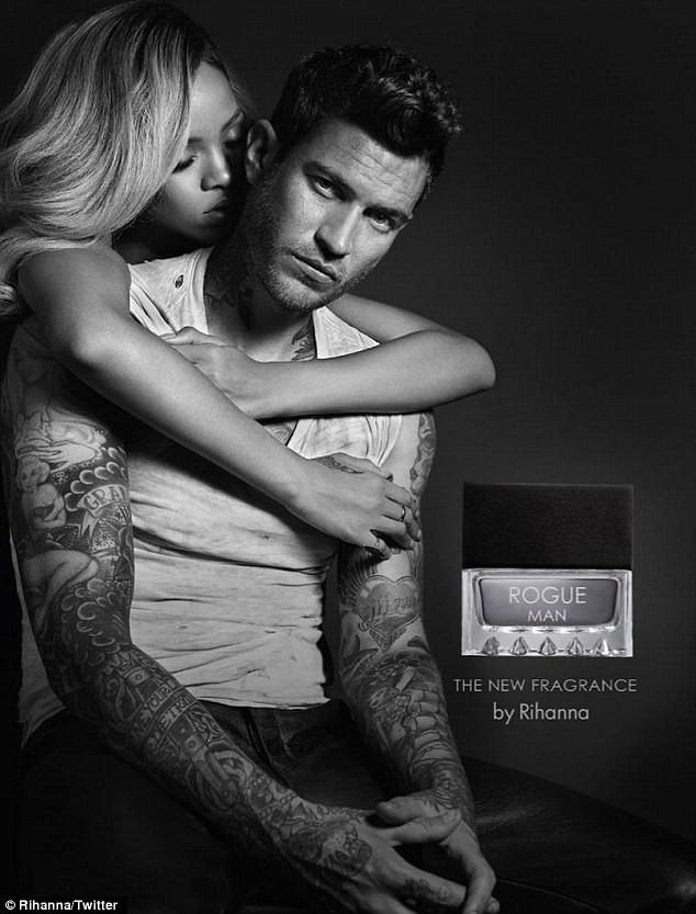 Beauté : Rihanna : elle flaire le succès avec sa dernière fragrance Rogue Men !