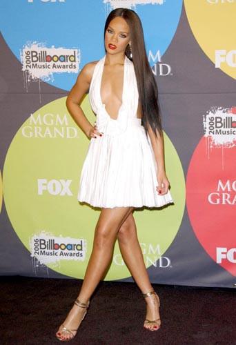 Rihanna en décembre 2006