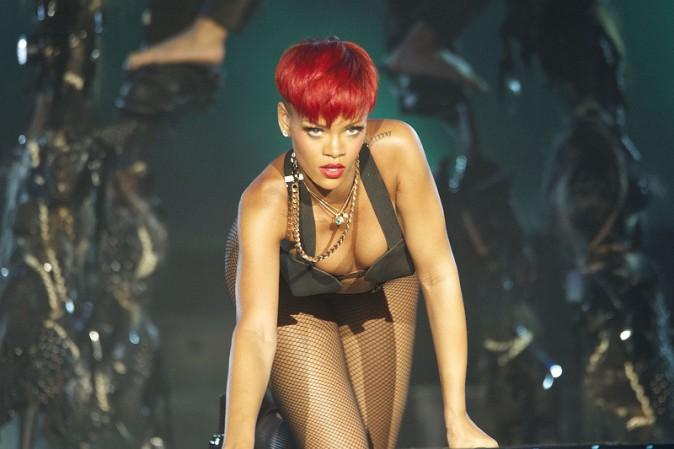 Rihanna en juin 2010