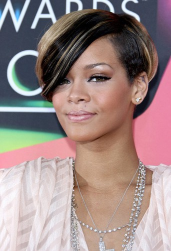 Rihanna en mars 2010